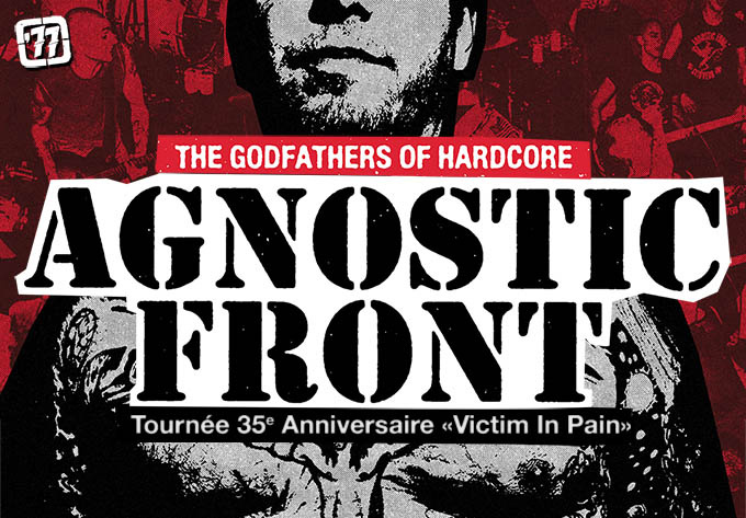Agnostic Front - September 28, 2019, Montreal