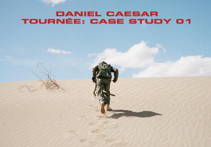 Daniel Caesar - November 12, 2019, Laval