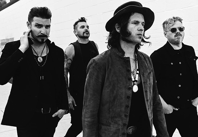 Rival Sons - August 18, 2019, Montreal