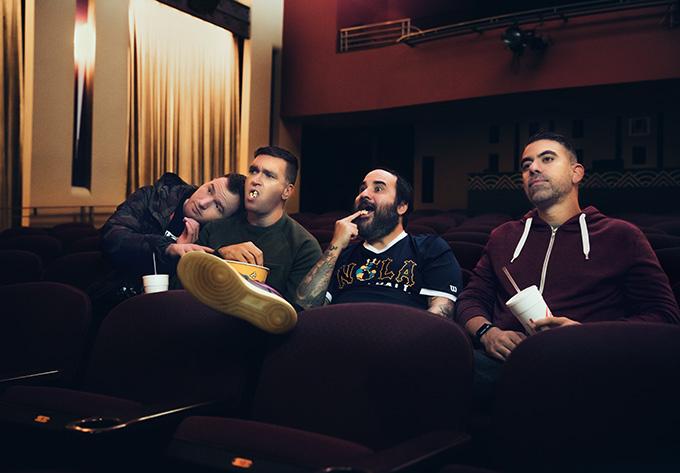 New Found Glory - November 14, 2019, Montreal