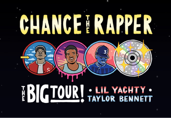 Chance the Rapper - November  7, 2019, Montreal
