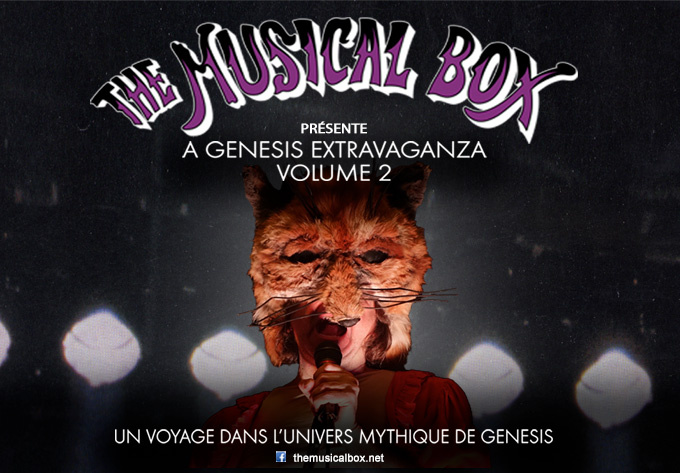 The Musical Box - June 11, 2020, Trois-Rivières