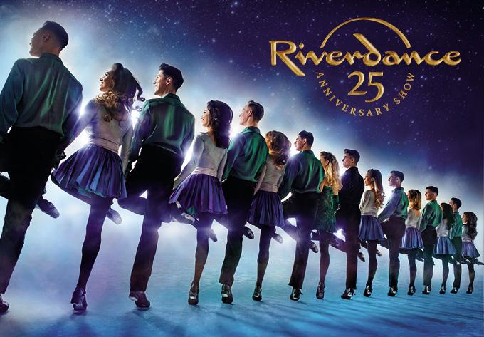 Riverdance - January 11, 2020, Montreal