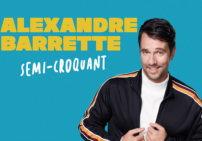 Alexandre Barrette - January 30, 2020, Drummondville