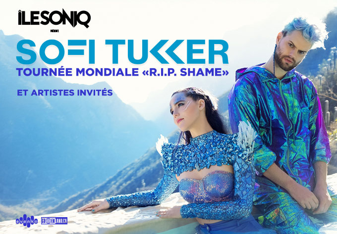 Sofi Tukker - April  3, 2020, Montreal