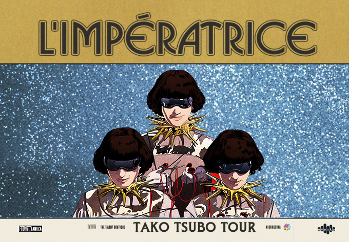 L'Imperatrice - March  1, 2021, Montreal