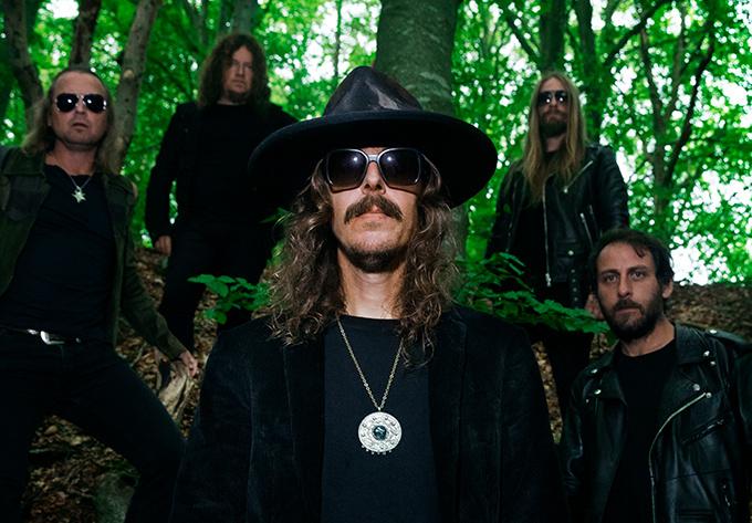 Opeth - 18 février 2020, Montréal
