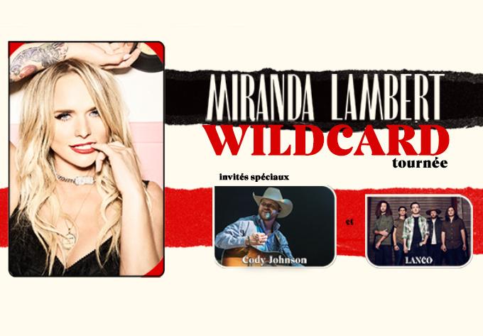 Miranda Lambert - 9 mai 2020, Montréal