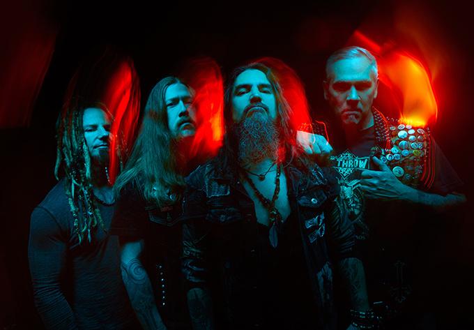 Machine Head - 5 février 2020, Montréal