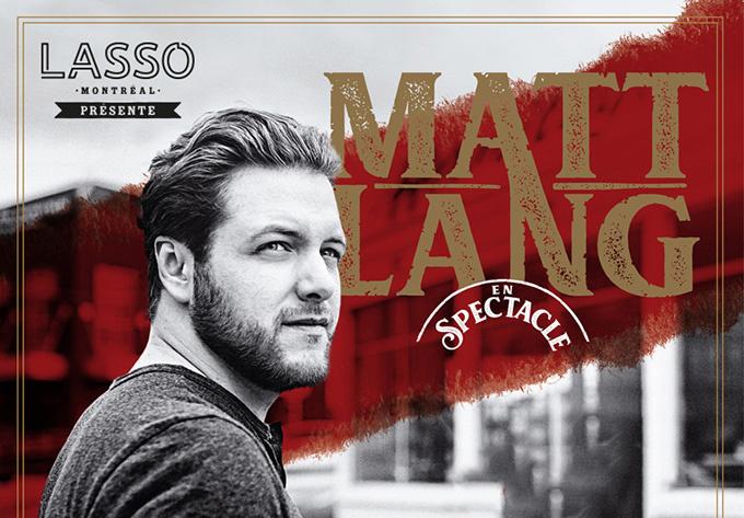 Matt Lang - Quartier DIX30