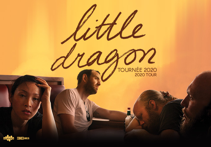 Little Dragon - April 24, 2020, Montreal