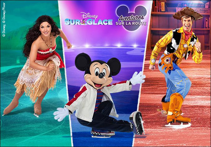 Disney On Ice presents Road Trip Adventures - March  4, 2020, Laval