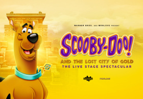 Scooby-Doo! and The Lost City of Gold (in English)