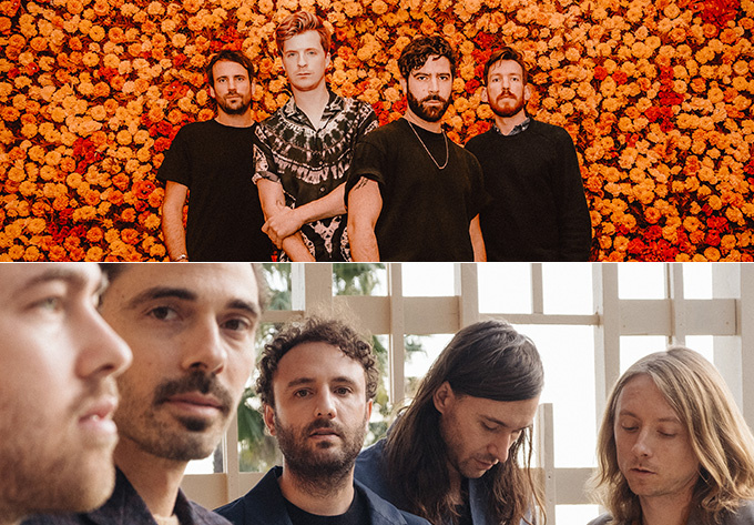 Foals + Local Natives - June  7, 2020, Montreal