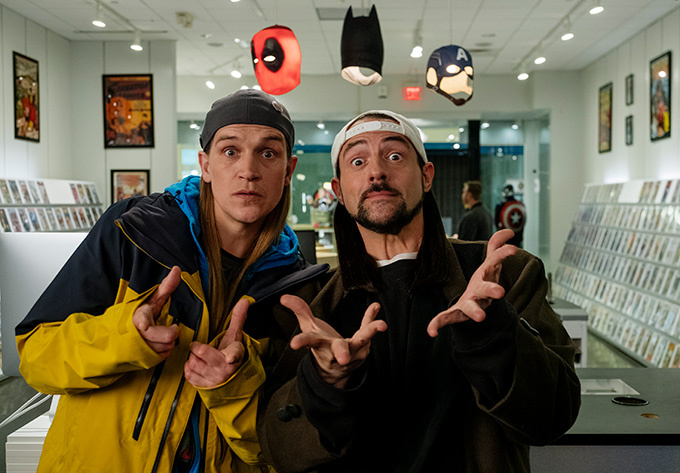 Jay & Silent Bob Reboot - February  5, 2020, Montreal