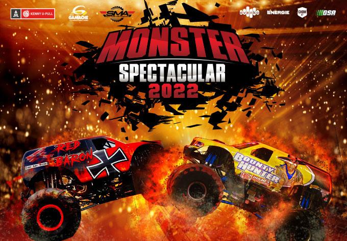 Monster Spectacular XXVI - April  9, 2022, Montreal