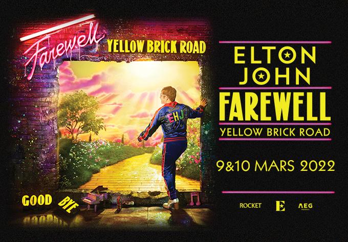 Elton John - 18 février 2022, Montréal
