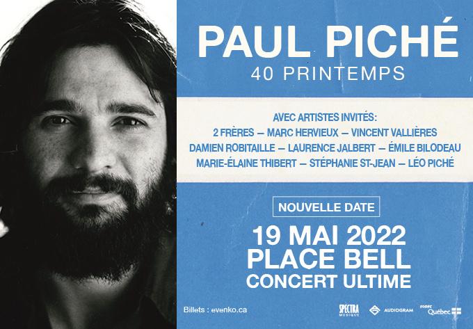 Paul Piché - 26 septembre 2020, Laval