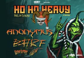 Ho! Ho! Heavy! : Noël In Extremis