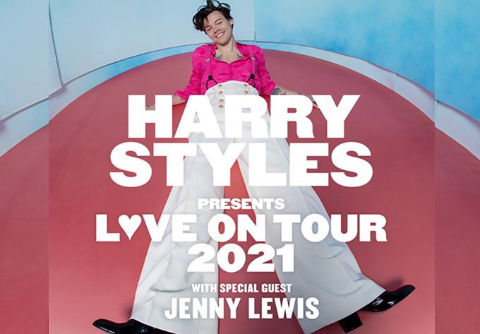 Harry Styles - 20 octobre 2021, Montréal