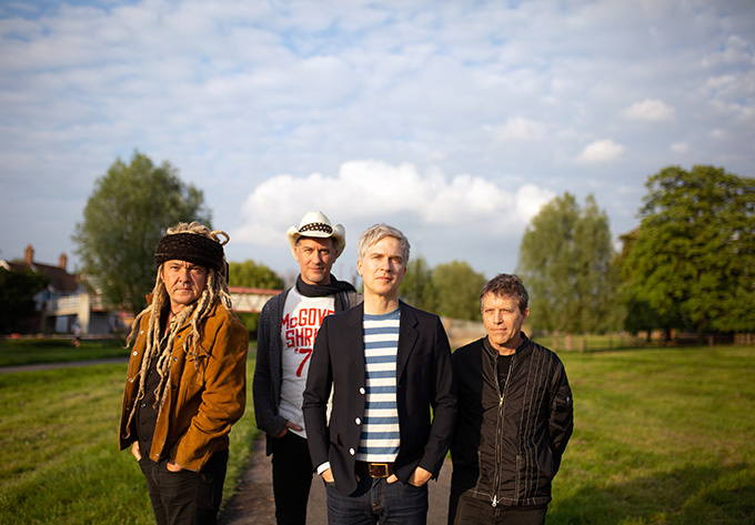 Nada Surf - April 14, 2021, Montreal