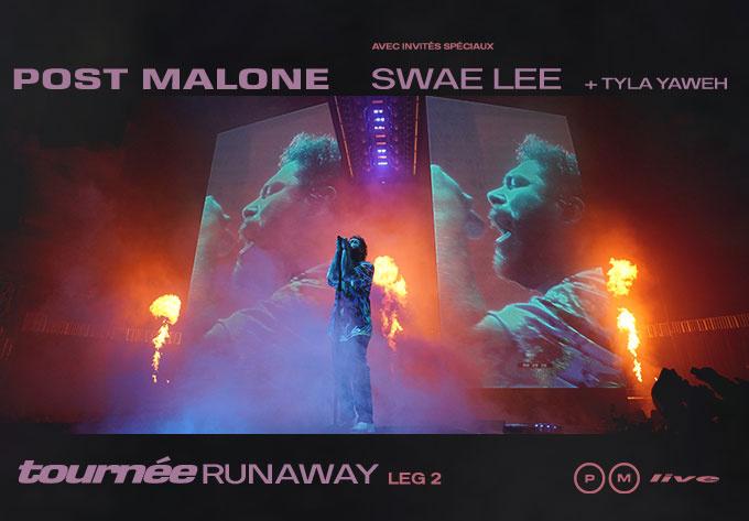 Post Malone - 16 février 2020, Montréal