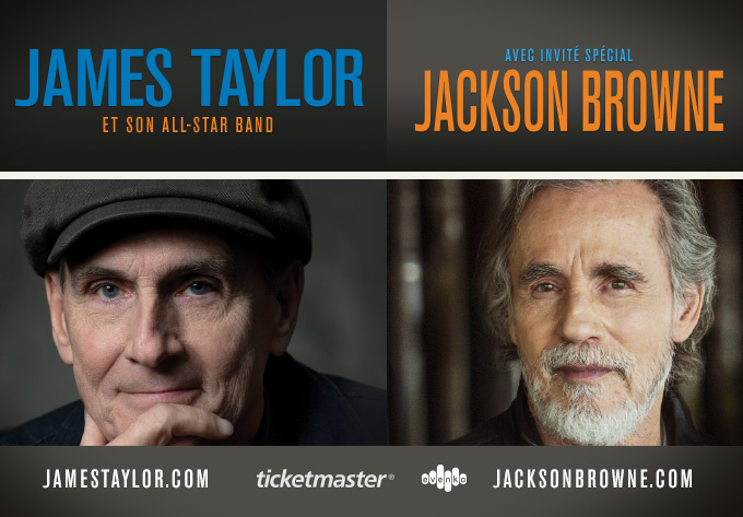 James Taylor - September 18, 2021, Montreal