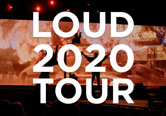 Loud - October 16, 2020, Victoriaville