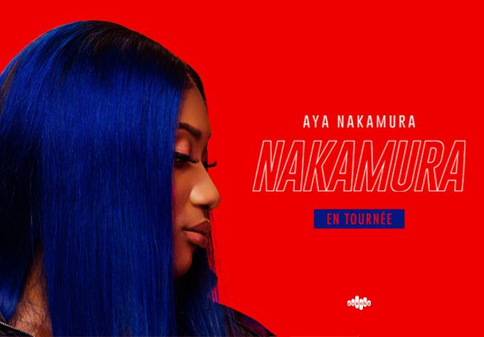 Aya Nakamura - October  8, 2020, Laval