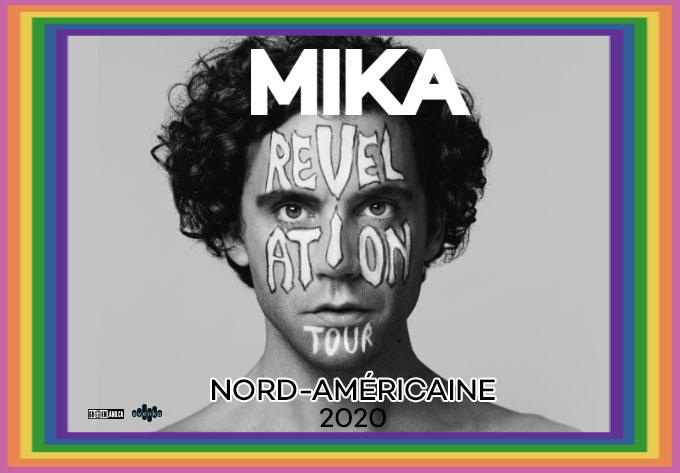 Mika - 15 mai 2020, Montréal