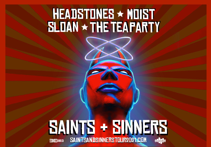 Saints and Sinners 2020 Tour - July 15, 2020, Laval