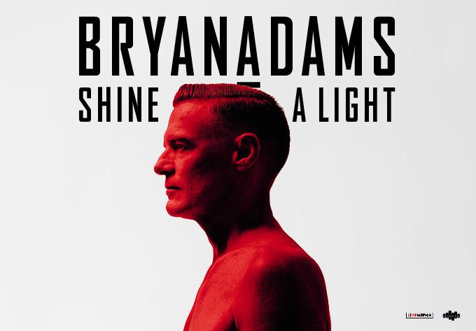Bryan Adams - 18 août 2020, Laval