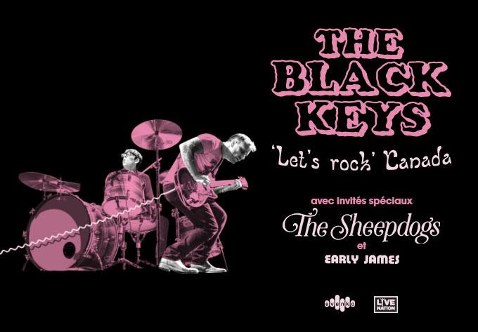 The Black Keys - May  8, 2020, Montreal