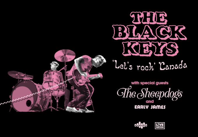 The Black Keys - May  6, 2020, Moncton