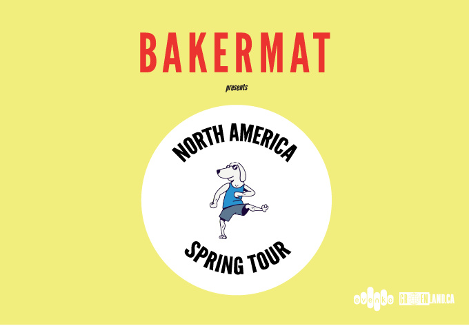 Bakermat - September  4, 2020, Montreal