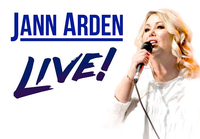 Jann Arden - Montréal