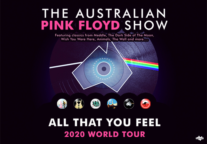 The Australian Pink Floyd Show - October  2, 2020, Laval