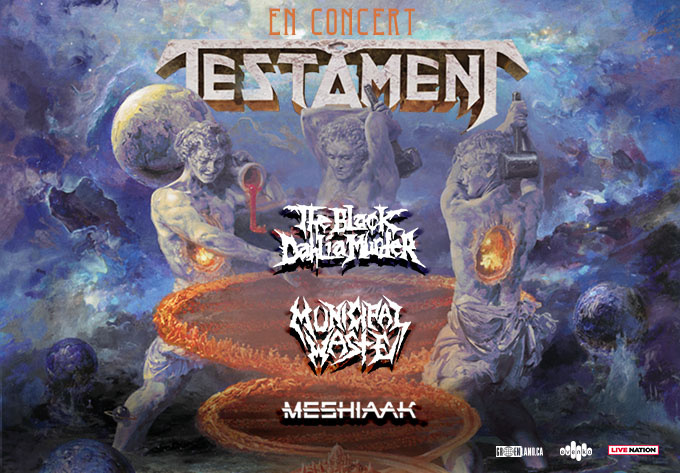 Testament - Montreal