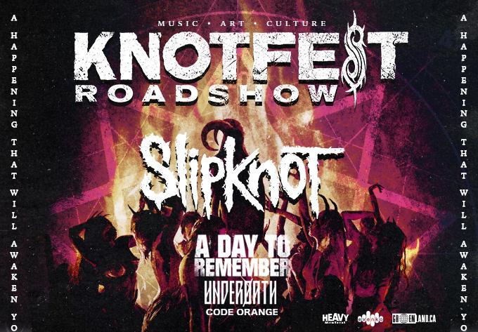 Slipknot - June  5, 2020, Montreal