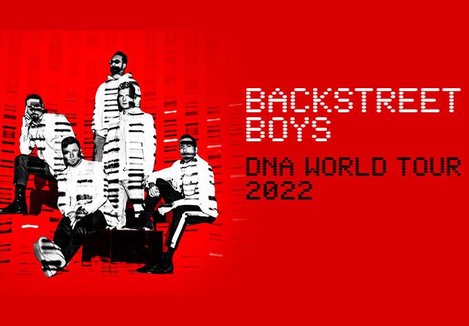 Backstreet Boys  - 3 septembre 2021, Montréal