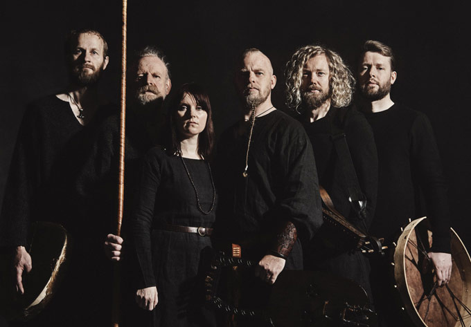 Wardruna - September 28, 2021, Montreal