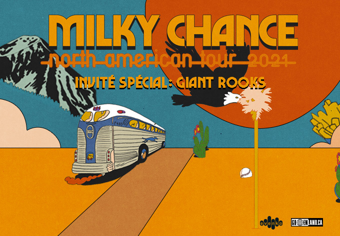 Milky Chance - August  3, 2021, Montreal