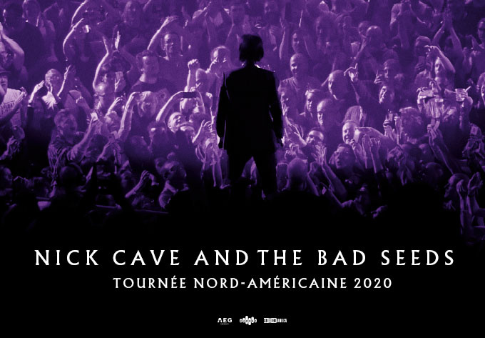 Nick Cave and the Bad Seeds - 28 septembre 2020, Laval