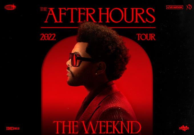 The Weeknd - 3 février 2022, Montréal