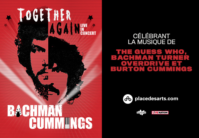 Randy Bachman & Burton Cummings - July  4, 2021, Montreal