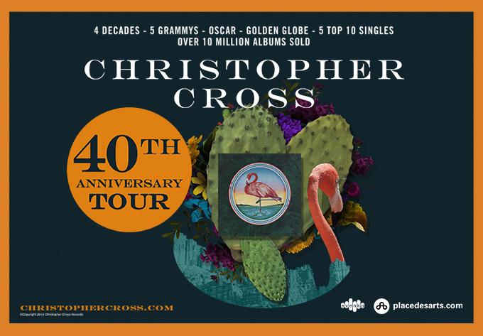 Christopher Cross - Montréal