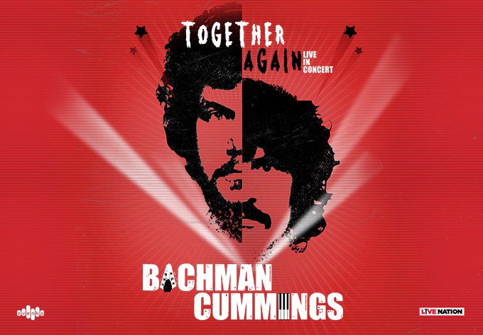 Randy Bachman & Burton Cummings - July  8, 2021, Moncton