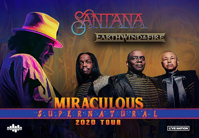Santana - August 11, 2020, Montreal
