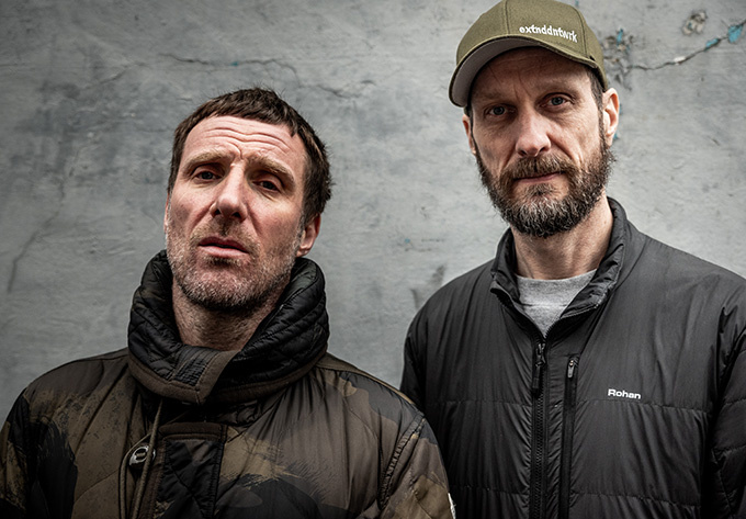 Sleaford Mods - September 25, 2020, Montreal