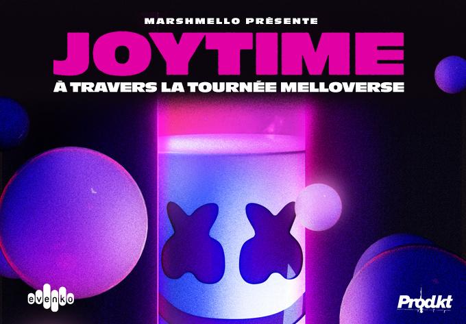 Marshmello - September  4, 2020, Laval